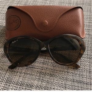 Ray Ban cat eye sunglasses